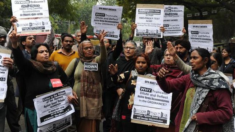 Indien: Der Zorn der Frauen