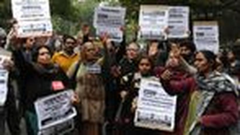 Indien: Der Zorn der Frauen hat Tradition