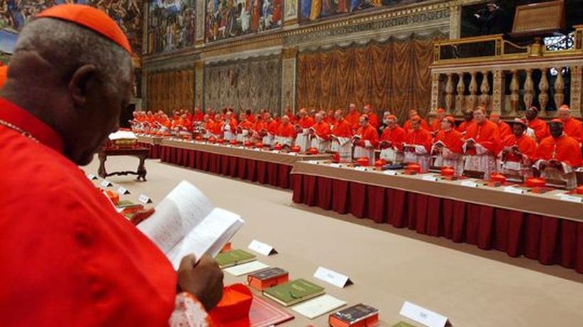 Vatikan: Die neuen Papstmacher
