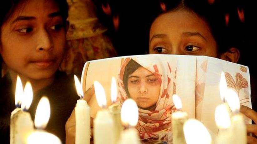 Taliban-Angriff: Pakistanische Schülerin für Friedensnobelpreis nominiert