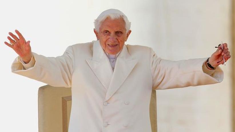 Dokumentation: Die letzte Rede von Papst Benedikt XVI.