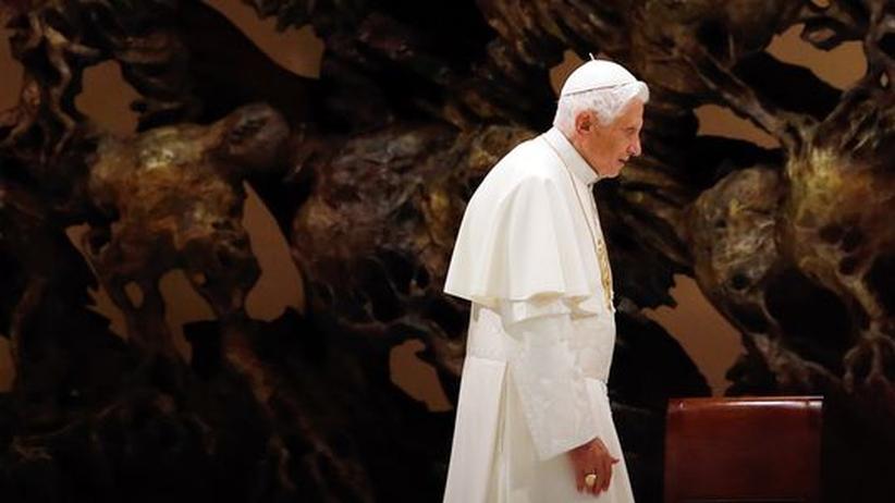 Papst-Rücktritt: Papst Benedikt XVI.