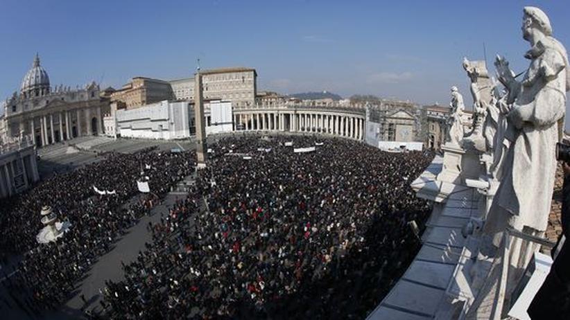 Benedikt XVI.: Der scheidende Papst ruft zum spirituellen Kampf