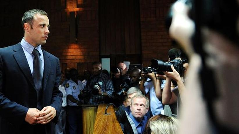 Mordverdacht: Pistorius kommt auf Kaution frei