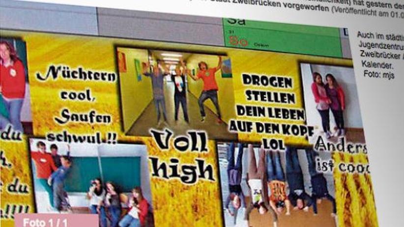 Zweibrücken: Anti-Alkohol-Kampagne diskriminiert Homosexuelle