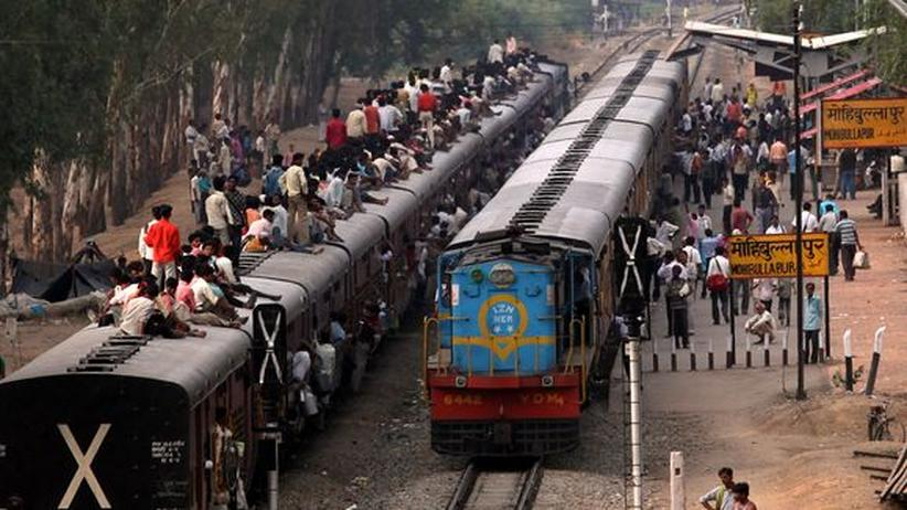 Unbekannte Millionenstädte: Wer weiß, wo Lucknow liegt?