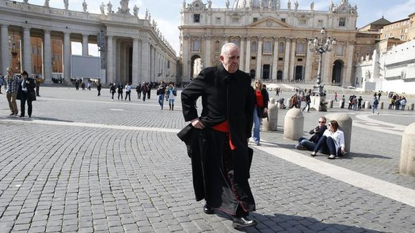 """Vor Papst-Wahl: Kardinal Bergoglio kritisiert """"egozentrische und kranke"""" Kirche"""