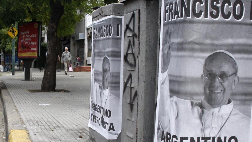 Junta-Vorwürfe: Kritiker entlasten den Papst
