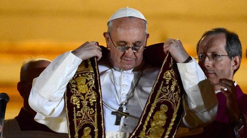 Papst Franziskus: Ein Mann aus der neuen Welt übernimmt Rom