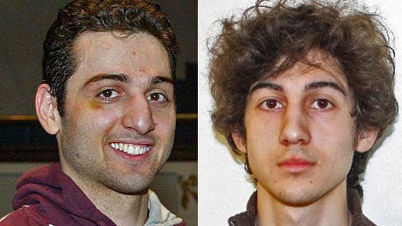 Bombenanschlag: Rätseln über die Motive der Boston-Attentäter