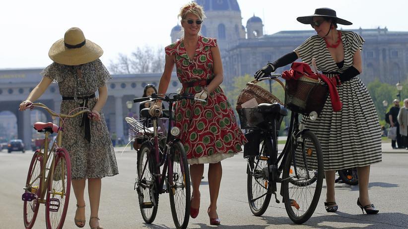 Fahrrad: Mit dem Rad durch Wien