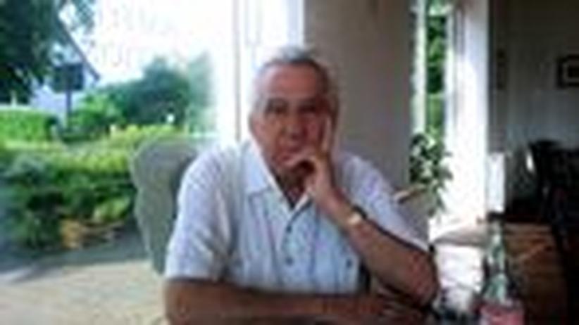 DDR-Regime: Mit Egon Krenz im Eiscafé Palermo