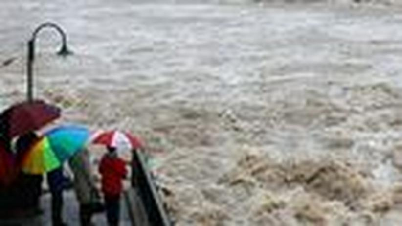 Hochwasser: Hochwasser in Österreich