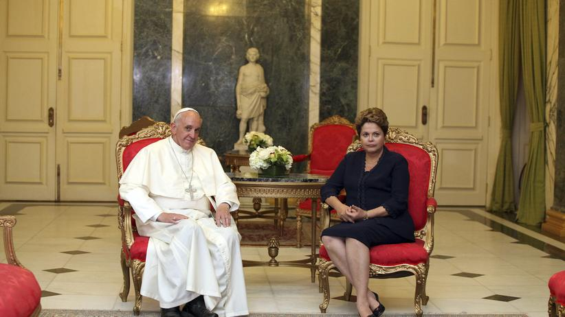 Franziskus in Brasilien: Der politische Papst