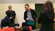 Die beiden Hauptangeklagten im NSU-Prozess: Beate Zschäpe und Ralf Wohlleben