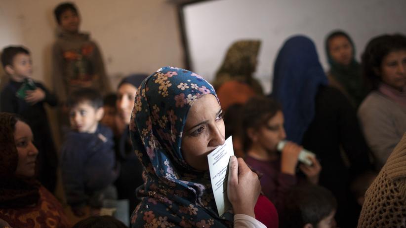 Flüchtlinge: Europa ignoriert die syrische Katastrophe