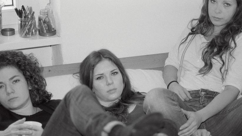 Drei Schwestern: Zoë, Rebecca und Jacintha Martin