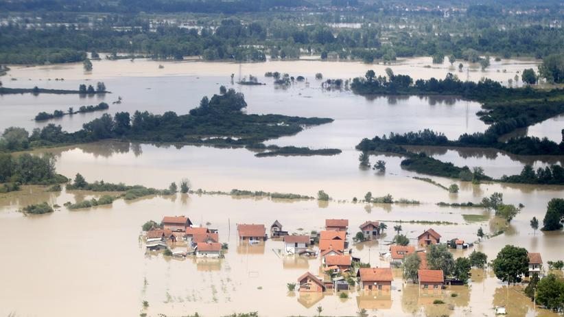 Bosnien-Herzegowina: Behörden warnen vor Seuchen