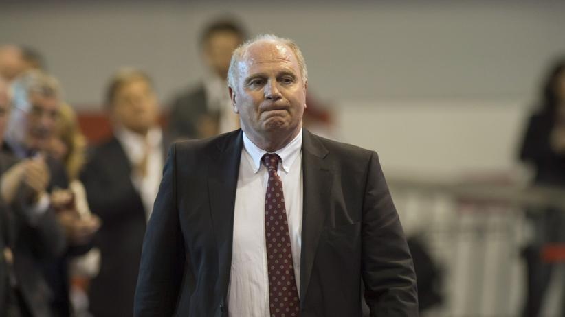 Gewaltandrohung: Polizei bestätigt Erpressung von Uli Hoeneß
