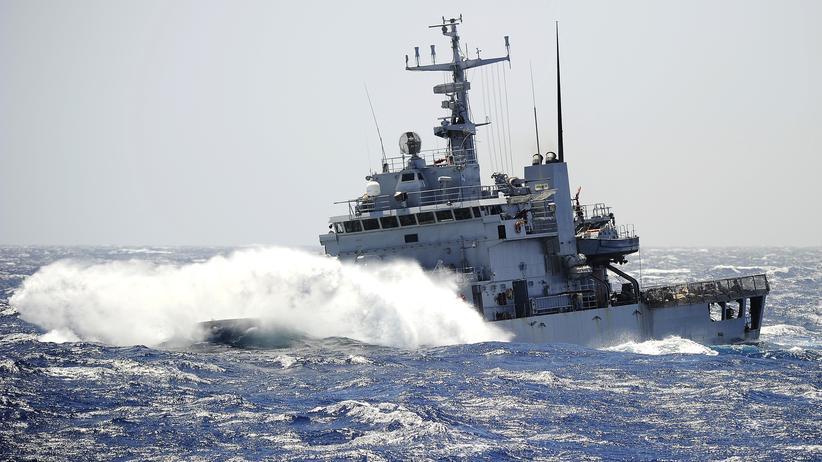 Italien: Küstenwache entdeckt 30 Tote auf Flüchtlingsboot