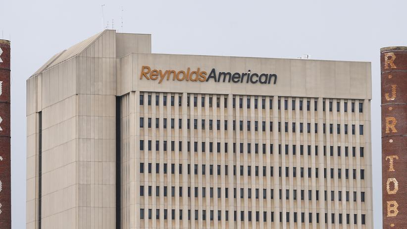 Rauchen: Der Firmensitz des Tabakkonzerns Reynolds American in Winston-Salem, North Carolina