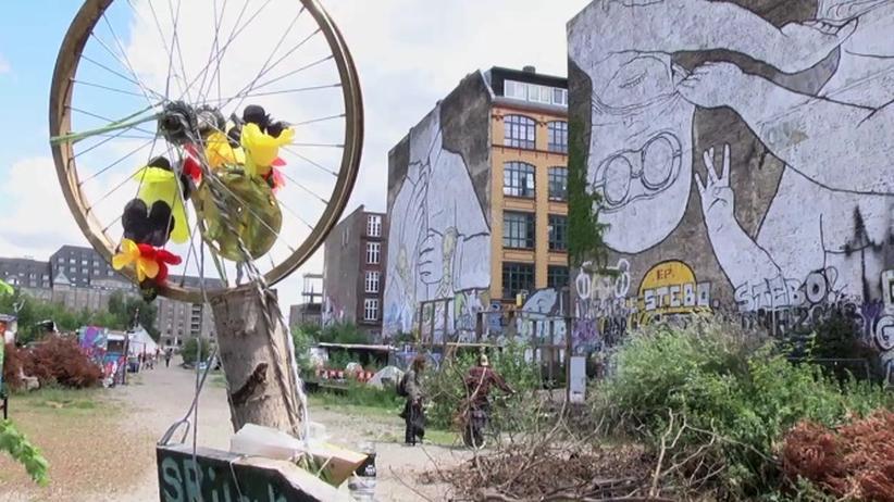 Cuvry-Brache in Berlin: Sie leben in der Lücke