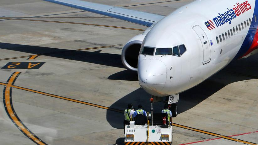MH17-Absturz: Malaysia Airlines wählt Syrien als Alternativroute