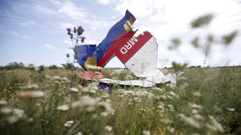 Malaysia-Airlines-Unglück: Ukrainischer Kampfjet soll auf MH17 zugeflogen sein