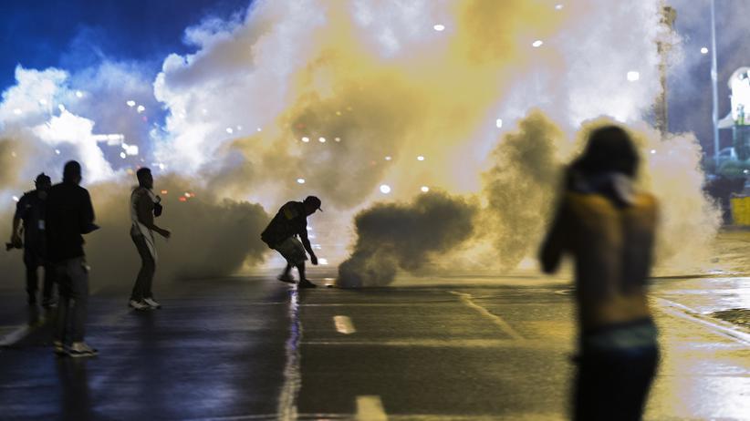 USA: Ausgangssperre in Ferguson verlängert