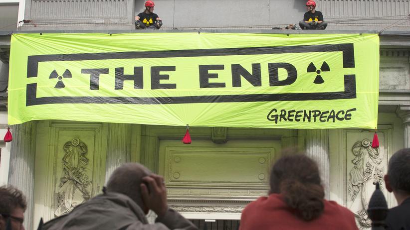 Greenpeace Geldgeber Finanzskandal