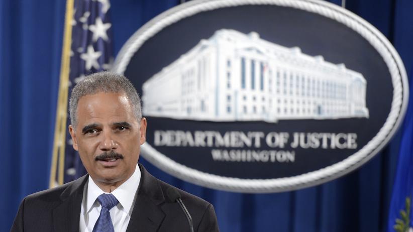 Ferguson: US-Justizminister Eric Holder