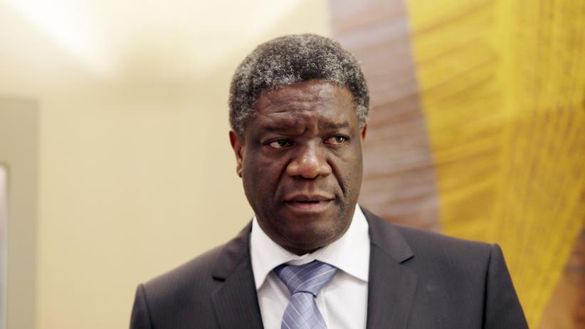 Denis Mukwege Europaparlament Sacharow-Preis