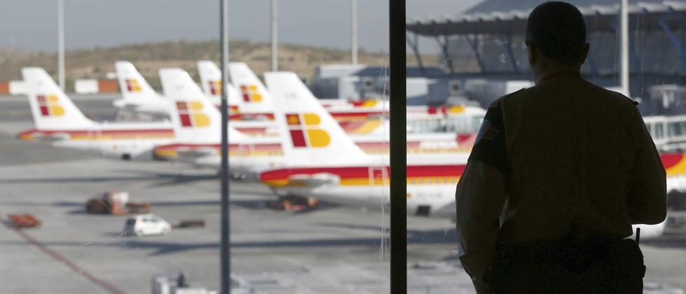 Flughafen Madrid Ebola Kontrolle