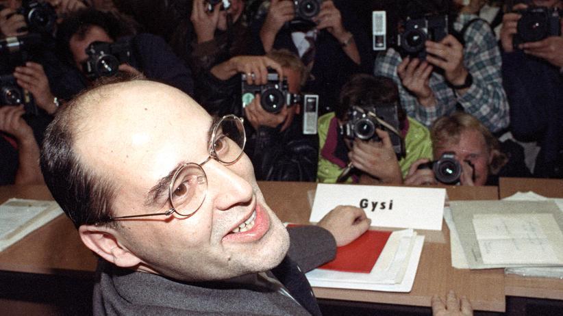 DDR-Reisefreiheit: 25 Jahre später antwortete Gysi doch
