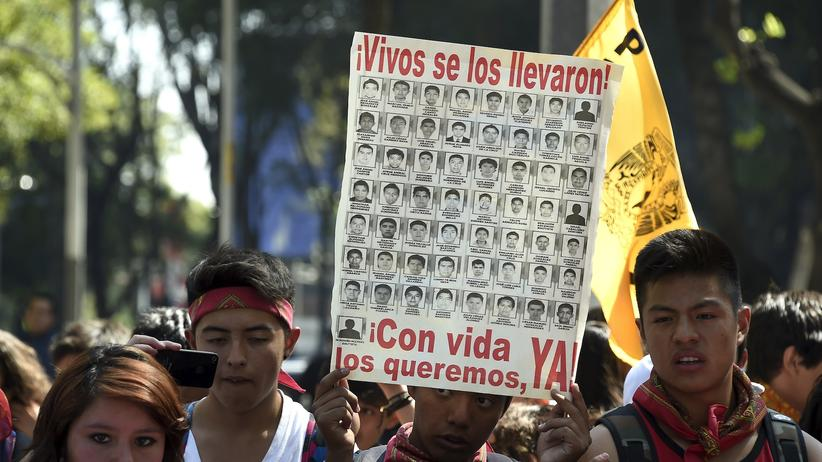 Mexiko vermisste Studenten
