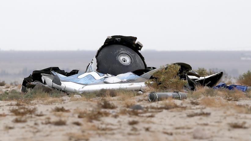 SpaceShip Two: Der Weltraumtraum