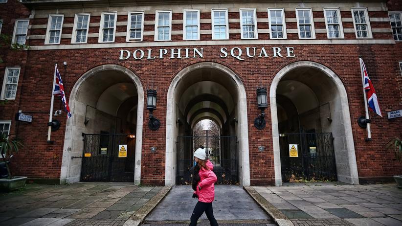 Scotland-Yard-Ermittler Dolphin Square Kindermorde