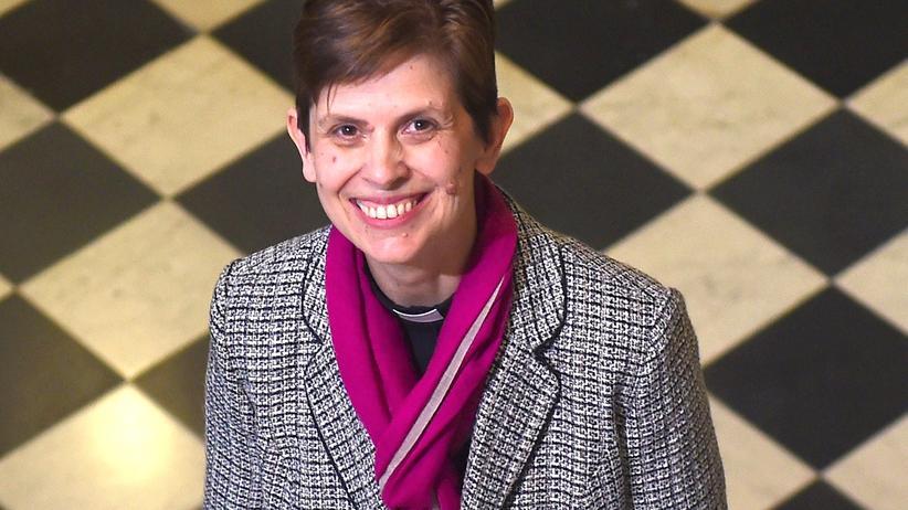 Anglikanische Kirche: Libby Lane ist die erste Bischöfin in England