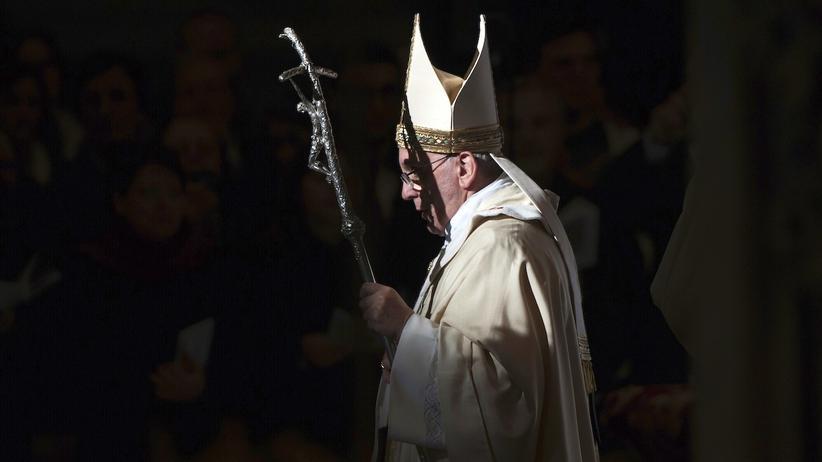 """Papst Franziskus diagnostiziert bei Kurie """"Spirituelles Alzheimer"""""""