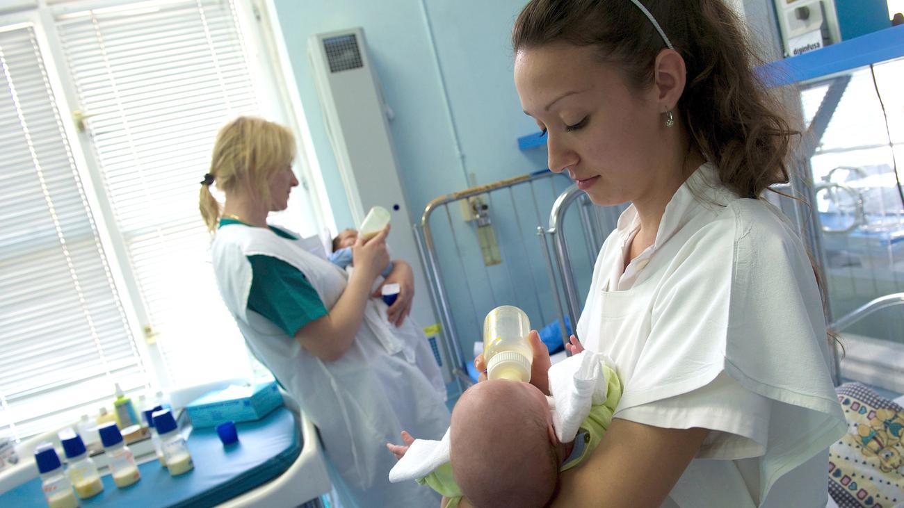 Partnersuche mit baby