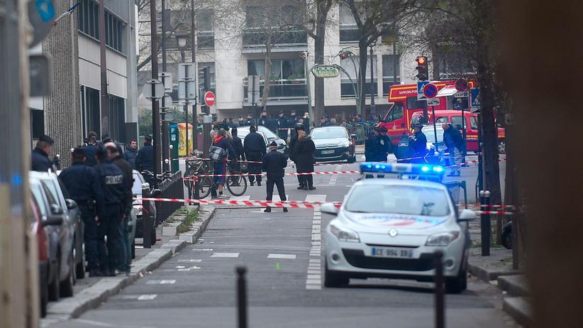 Gesellschaft, Terrorismus, Frankreich, Satire, Mohammed-Karikaturen, Paris, Terrorismus, Anschlag