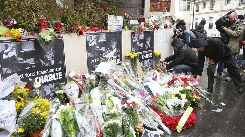 Charlie Hebdo Redaktion