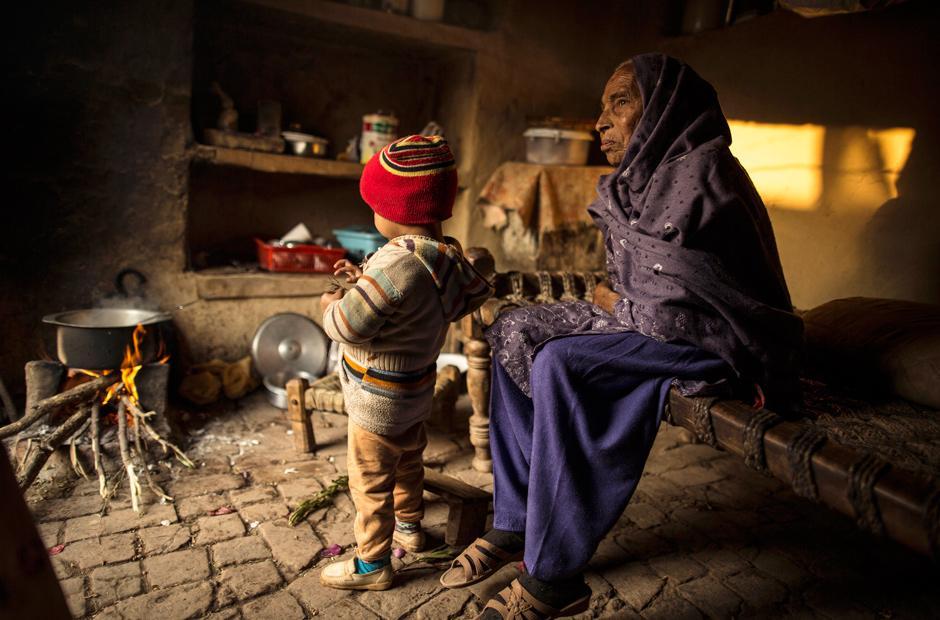 Pakistan in den elendsvierteln von islamabad zeit online for Suche eine gunstige kuche