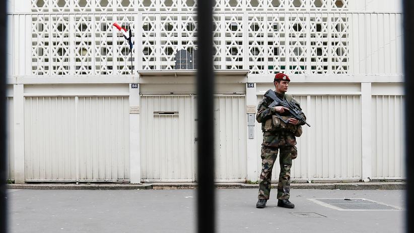 Juden Paris Frankreich Antisemitismus