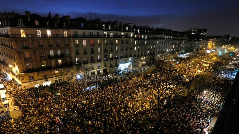 Paris: Der Marsch der Republik