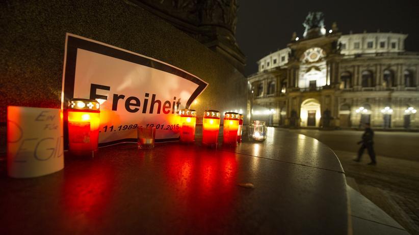 Dresden: Pegida zieht Montagsdemo auf Sonntag vor