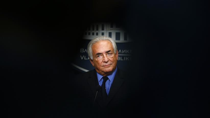 Zuhälter-Prozess: Hat Strauss-Kahn Sexorgien organisiert?