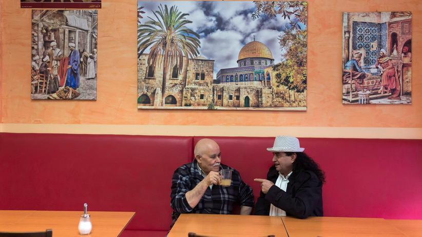 Araber in Berlin: Die arabische Verwandtschaft