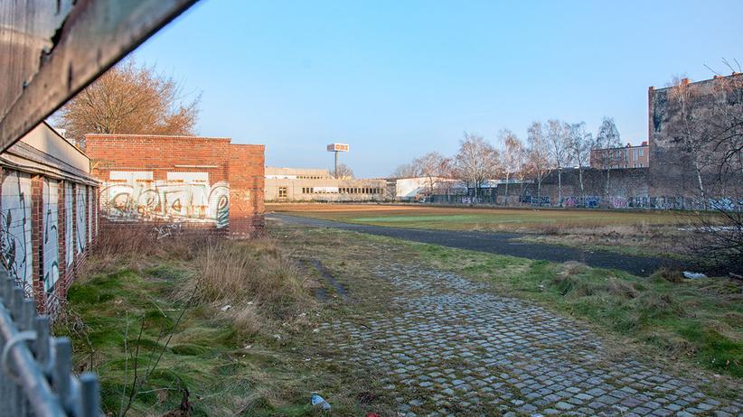 Geplantes Flüchtlingsheim Berlin-Neukölln