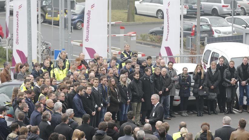 Germanwings: Sie müssen nicht beweisen, dass Fliegen sicher ist